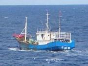 Desparecen cinco marineros malasios