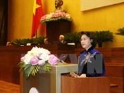 Medulares temas centran el primer período de sesiones del Parlamento vietnamita