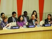 Vietnam recaba ayuda internacional en enfrentamiento a cambio climático