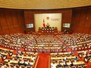 Inauguran primer período de sesiones del Parlamento de XIV Legislatura