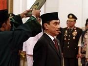 Indonesia nombra a jefes de agencias antiterrorista y de gestión medicamentosa