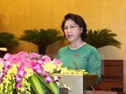Presentan candidatos a cargos de liderazgo en Asamblea Nacional de Vietnam