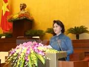 Electorado nacional confía en éxitos del Parlamento en la nueva legislatura