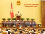 Presentan candidatos a organismos del Parlamento e inspección estatal de Vietnam