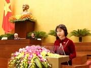 Biografía de la presidenta de Asamblea Nacional