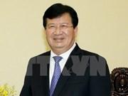 Laos desea cooperar con Vietnam en sector energético
