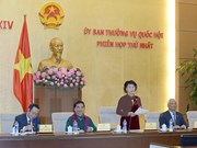 Comité Permanente del Parlamento de XIV legislatura efectúa primera sesión
