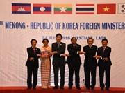 Vietnam sugiere impulso de cooperación Mekong – Sudcorea en crecimiento verde
