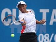 Arranca torneo internacional de tenis en Vietnam
