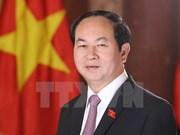 Diputados vietnamitas confían en reelegido presidente del país