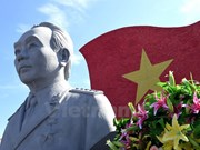 Velada artística homenajea a general Vo Nguyen Giap