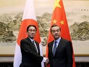 Japón llama a China a respetar el fallo de PCA