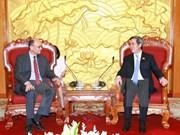 Visita Vietnam subsecretario del Tesoro de Estados Unidos