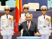 Reelegido Nguyen Xuan Phuc como primer ministro de Vietnam
