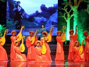 Con éxito concluye festival artístico de países sudesteasiáticos