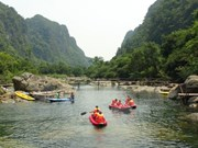 En alza cantidad de visitantes extranjeros a Vietnam