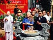 Continúan actividades de homenaje a soldados vietnamitas caídos en Camboya
