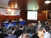 Diálogo de ASEAN enfoca dictamen de PCA sobre disputas en Mar del Este