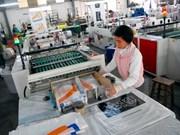 Vietnam: Índice de producción industrial aumenta 7,2 por ciento