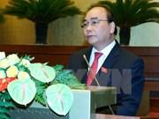 Parlamento vietnamita aprueba designación de miembros del Gobierno