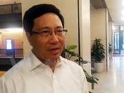 Nuevo Gobierno de Vietnam debe garantizar la paz y el desarrollo nacional