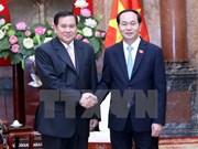 Vietnam y Tailandia decididos a intensificar sus relaciones