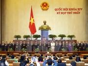 Parlamentarios vietnamitas confían en el nuevo gobierno