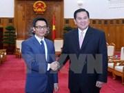 Vietnam y Tailandia por fortalecer cooperación cultural y turística