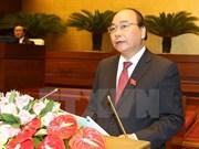 Premier: Estabilidad macroeconómica, base para el crecimiento sostenible de Vietnam
