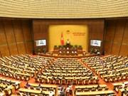 Asamblea Nacional de XIV legislatura determinada a actuar por interés del pueblo