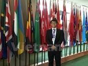 Estudiantes vietnamitas participan en foro global de juventud en EE.UU.