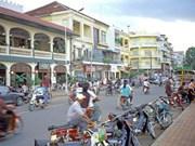 Inversiones foráneas en Camboya alcanzan 20 mil millones de dólares