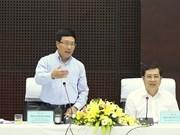 Vicepremier urge a Da Nang prepararse para APEC 2017