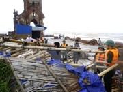 Premier exhorta máximos esfuerzos por recuperar producción tras tifón