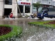 Tifón Nida entrará en el Mar del Este