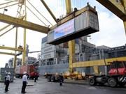 Inician trabajos de ampliación de puerto Tien Sa