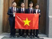Vietnam gana dos medallas de oro en la Olimpiada Internacional de Química