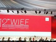 Inauguran Foro Económico Islámico Mundial en Indonesia