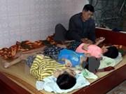Ceremonia por el aniversario de la tragedia del agente naranja en Vietnam