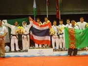 Obtiene Vietnam ocho oros en el campeonato asiático de jiu-jitsu playa