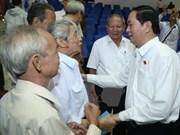 Interesados electores en resultados del primer período de sesiones del Parlamento