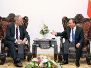 Vietnam y Alemania por elevar trasiego comercial a 20 mil millones de dólares