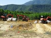 Proceso legal contra violaciones en la gestión de residuos en provincia de Vietnam