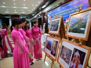 "En Hanoi efectúa exhibición ""ASEAN- Colores culturales"""