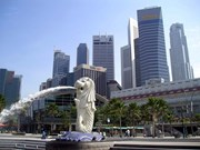 Celebran en Vietnam Día de Independencia de Singapur