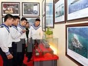 Abierta exposición sobre soberanía marítima e isleña de Vietnam