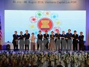 Ministros de Economía de ASEAN discuten integración regional
