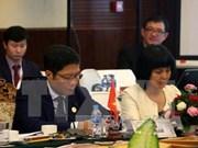 Nexos comerciales entre ASEAN y sus socios registran desarrollo estable