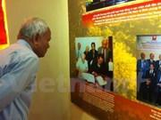 Abren en Hanoi exposición sobre agenta naranja