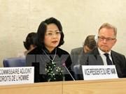 Vicepresidenta vietnamita resalta sacrificio de personas con méritos revolucionarios
